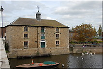 TL1998 : Old Customs House, Peterborough by Julian Dowse