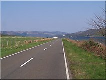 NS0373 : Rothesay - Rhubodach, Road by william craig