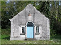 H6155 : Orange Hall at Ballynanny by Kenneth  Allen