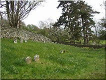 SD3598 : Quaker burial ground, Colthouse, Claife by Humphrey Bolton