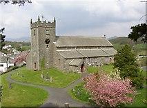SD3598 : Hawkshead Church by Humphrey Bolton