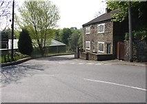 SE1323 : The former Neptune Inn, Brookfoot Lane, Southowram by Humphrey Bolton
