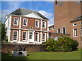 SX9291 : Belair and County Hall, Exeter by Derek Harper
