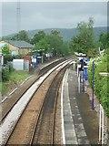 TQ1649 : Dorking West Station by Martyn Davies