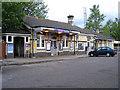 TL1944 : Biggleswade railway station, Beds by Rodney Burton
