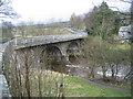 NY7146 : The Tyne Bridge at Alston by Brian Norman