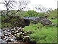 NS2259 : Largs, Gogo Glen, Greeto Bridge by william craig
