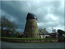 NY3458 : Converted windmill, Monkhill by Alexander P Kapp