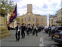SC2667 : Birmingham Citadel Band, Castletown, Isle of Man by kevin rothwell