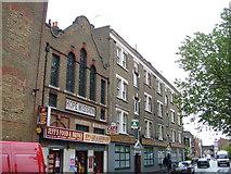 TQ3179 : Webber Street east of Blackfriars Road by Derek Harper