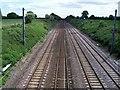 TL1412 : Railway line by Rob Hinkley