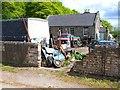 NO7583 : Rural car breakers by Oliver Dixon