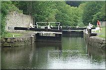 ST7264 : Weston Lock, Weston, Bath by Pierre Terre