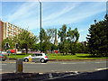 ST5871 : Looking across Bedminster Bridge Roundabout by Linda Bailey