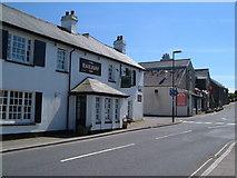 SX5973 : Two pubs in Princetown by Derek Harper