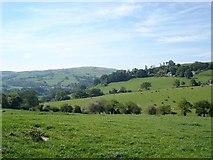 SH9271 : Cynant hills by Dot Potter