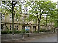SE1825 : Whitcliffe Mount School, Cleckheaton by Humphrey Bolton