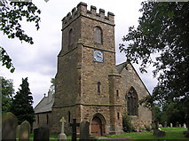 NZ3621 : St. Peter's Church : Bishopton by Hugh Mortimer