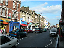 TQ2282 : Harrow Road NW10 by Danny P Robinson