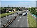 TQ2589 : A406 - North Circular Road by Martin Addison
