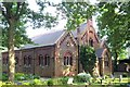 SK0407 : St. Anne's Church, Chasetown by Geoff Pick