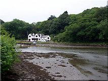SW7724 : Gillan Creek by Sheila Russell