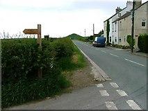 NZ6813 : Freeborough road, Moorsholm by Mick Garratt
