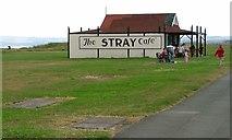 NZ6124 : The Stray Cafe by Mick Garratt