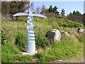 H3692 : Millennium Road sign, Dernalebe by Kenneth  Allen
