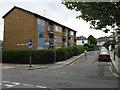 TQ2689 : Church Court and The Walks by Martin Addison
