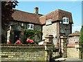 SP9721 : Unusual House at Honeywick by Rob Farrow