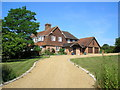 TQ4541 : Polefields, near Cowden, Kent by Dr Neil Clifton