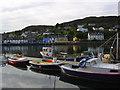 NR8668 : Tarbert Harbour ( Loch Fyne) by James Hearton