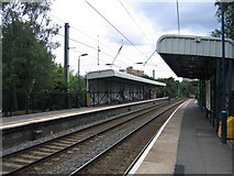 SP1193 : Chester Road Station by David Stowell