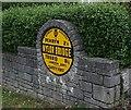 SW8036 : AA Village Sign by Tony Atkin