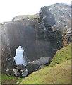 L5566 : The Prison, Gubaranduff, Inishbofin by Espresso Addict