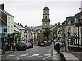 SW7834 : Penryn Town Centre by Tony Atkin