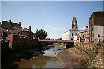 TF3243 : Town Bridge by Richard Croft