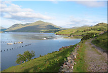 L8062 : Killary Harbour on a summer evening by Espresso Addict