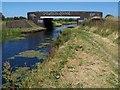 SK0004 : Footbridge at Fishley by Geoff Pick