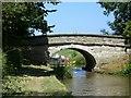 SJ8459 : Bridge 83, Macclesfield Canal by Steve Lewin