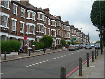 TQ2775 : Latchmere Road SW11 (1) by Danny P Robinson