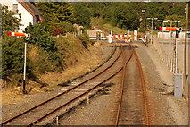 S8513 : Wellingtonbridge railway station (2) by Albert Bridge