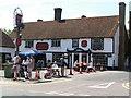 TQ6431 : The Greyhound Inn, Wadhurst by N Chadwick