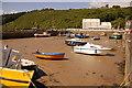 S7010 : Ballyhack harbour by Albert Bridge