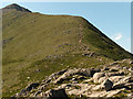 NN1342 : Stob Coire Dheirg by Andrew Smith
