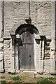TF0705 : Saxon doorway by Richard Croft