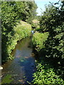 SJ8904 : River Penk by Derek Harper