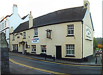 ST5394 : Chepstow - The Three Tuns Inn by Roy Parkhouse