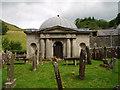 NY3190 : The Johnstone Mausoleum, Bentpath by Kevin Rae